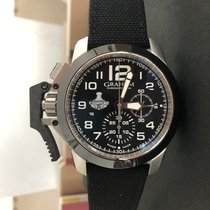 Graham Chronofighter Oversize 2CCAC.B33A new