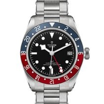 Tudor M79830RB-0001 Acier Black Bay GMT 41mm