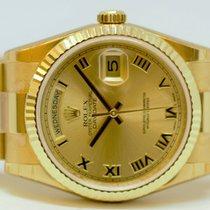 Rolex Day-Date 36 nuovo 36mm Oro giallo
