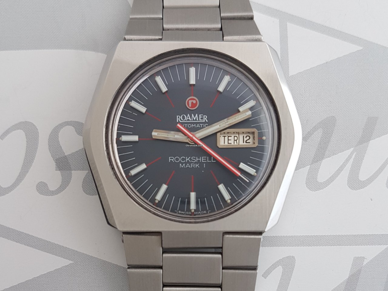 58cb678134af Relojes Roamer - Precios de todos los relojes Roamer en Chrono24