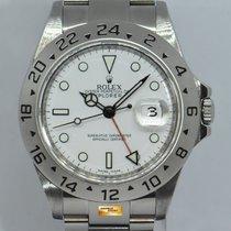 Rolex Explorer II Steel 40mm White No numerals Singapore, Singapore