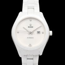 Rado HyperChrome Diamonds 36mm White