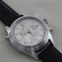 IWC Fliegeruhr Doppelchronograph 3713 2006 gebraucht