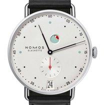 NOMOS Metro Datum Gangreserve 1101 2019 new