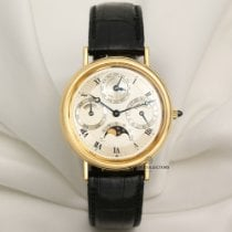 Breguet Yellow gold Manual winding 36mm pre-owned