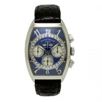Franck Muller Platinum 35mm Automatic 6850 CC MC AT pre-owned