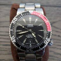 Oris Divers pre-owned 44mm Date Titanium