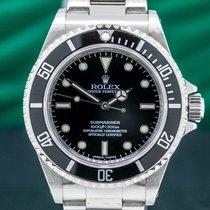 Rolex 14060 Zeljezo 2010 Submariner (No Date) 40mm rabljen