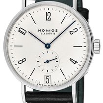 NOMOS Tangente new Manual winding Watch with original box and original papers NOMOS130