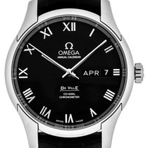 Omega De Ville Co-Axial 41mm Negro