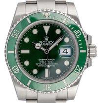 勞力士 Submariner Date 鋼 40mm 綠色