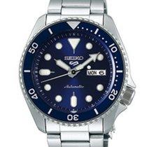 Seiko 5 Sports новые Автоподзавод Часы с оригинальными документами и коробкой SRPD51K1