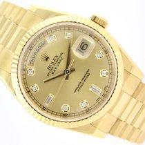 Rolex Day-Date 36 Żółte złoto 36mm Złoty Polska, Warszawa