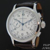 Longines Heritage L27304110 2010 pre-owned