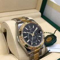Rolex 326933 Gold/Steel 2019 Sky-Dweller 42mm new United States of America, Illinois, Springfield