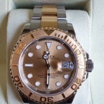 Rolex Yacht-Master 40 Gold/Steel 40mm Champagne No numerals Australia, Caulfield South