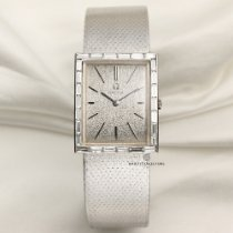 Omega White gold Manual winding 23.5mm pre-owned