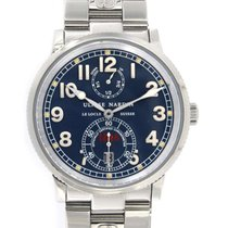 Ulysse Nardin Marine Chronometer 263-22 Steel, 38mm