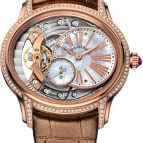 Audemars Piguet Millenary Ladies Pозовое золото 39.5mm Прозрачный Римские