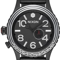 Nixon 51-30 Leather SW A1063SW-2444 Herrenarmbanduhr Design...