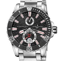 Ulysse Nardin Diver Chronometer Steel 44mm Black