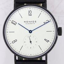 NOMOS Tangomat Automatik PVD white dial Dresswatch Klassiker rar
