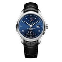 Baume & Mercier Clifton Steel United States of America, Iowa