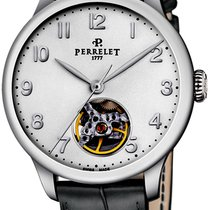Perrelet Steel Automatic A2067.1 new