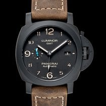 Panerai Luminor 1950 3 Days GMT Automatic Ceramic 44mm Black United States of America, California, San Mateo