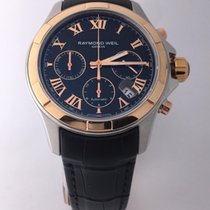 Raymond Weil Automatic new Parsifal Black