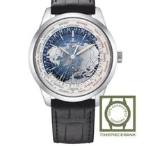 Jaeger-LeCoultre Geophysic Universal Time Acero 41.6mm Azul