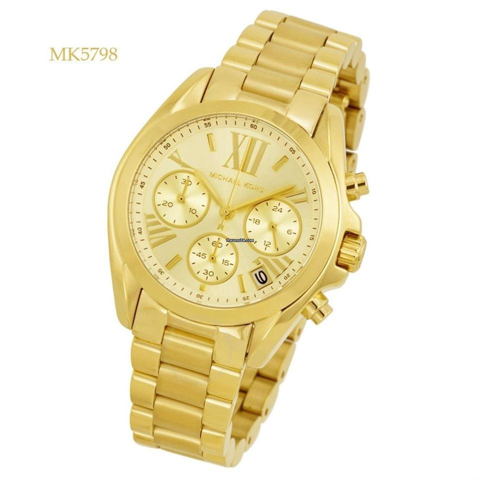 a8ac11a5ec46c Michael Kors Steel watches - all prices for Michael Kors Steel watches on  Chrono24