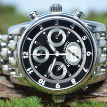 Maurice Lacroix 43mm Automatic new Masterpiece (Submodel) Black