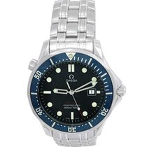 Omega 2221.80.00 Steel Seamaster Diver 300 M 41mm pre-owned United States of America, California, Los Angeles