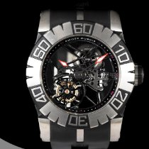 Roger Dubuis Titanium 48mm Manual winding SED4802SQ7100S9000A1 pre-owned South Africa, Pretoria