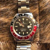 Rolex 16710 Staal 1997 GMT-Master II 40mm tweedehands