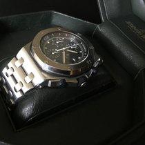Audemars Piguet Royal Oak Offshore Chronograph Stahl 42mm Blau Keine Ziffern Deutschland, 65191