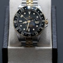 Rolex 16753 Steel GMT-Master 40mm pre-owned United States of America, California, San Diego
