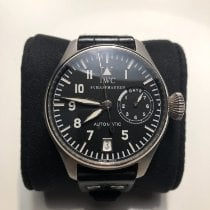 IWC Big Pilot Platina 46mm Nederland, Enter