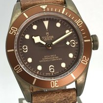 Tudor Black Bay Bronze pre-owned