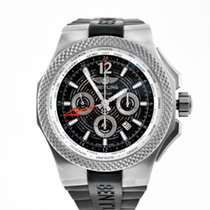 Breitling Bentley B04 GMT Titanio 49mm Gris