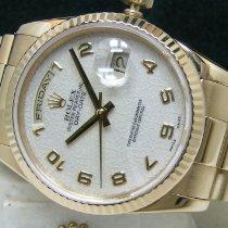 Rolex Day-Date 36 Yellow gold 36mm White Arabic numerals United States of America, Pennsylvania, HARRISBURG