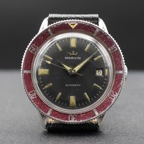 Marvin Steel 39mm Automatic Marvin pre-owned