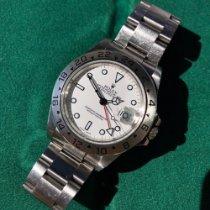 Rolex Explorer II Steel 40mm White No numerals United States of America, California, Calabasas