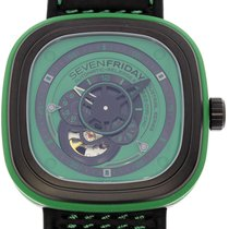 Sevenfriday P1-5 47mm Green