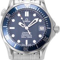 Omega 2551.80.00 Staal 1997 Seamaster Diver 300 M 36.2mm tweedehands