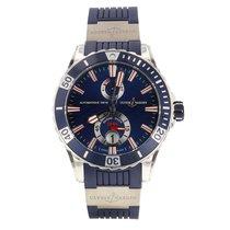 Ulysse Nardin Diver Chronometer Steel Blue United States of America, Florida, Miami