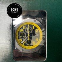 Audemars Piguet Royal Oak Offshore Chronograph Carbone 42mm Noir Arabes France, Paris