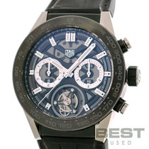 TAG Heuer Carrera Heuer-02T CAR5A8Y.FC6377 pre-owned