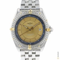 Breitling Antares Gold/Steel 38mm Gold